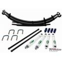 Комплект подвески IRONMAN для Mazda B2500/Ford Ranger