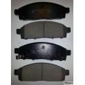 Колодки тормозные Kashiyama дисковые, передние c датчиком изноза, комплект