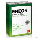 5W-40 CI-4 ENEOS Premium DIESEL (4л.)