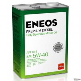 5W-40 CH-4 ENEOS SUPER DIESEL (4л.)