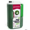 Жидкость охлаждающая низкозамерзающая TOTACHI SUPER LONG LIFE COOLANT Green -40C 5л