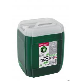 Жидкость охлаждающая низкозамерзающая TOTACHI SUPER LONG LIFE COOLANT Green -40C 10л