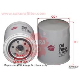 Фильтр масляный SAKURA C10081