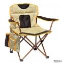 Кресло для кемпинга мягкое с подлокотниками СТОКРАТ